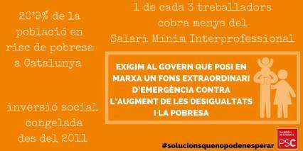 #solucionsquenopodenesperar